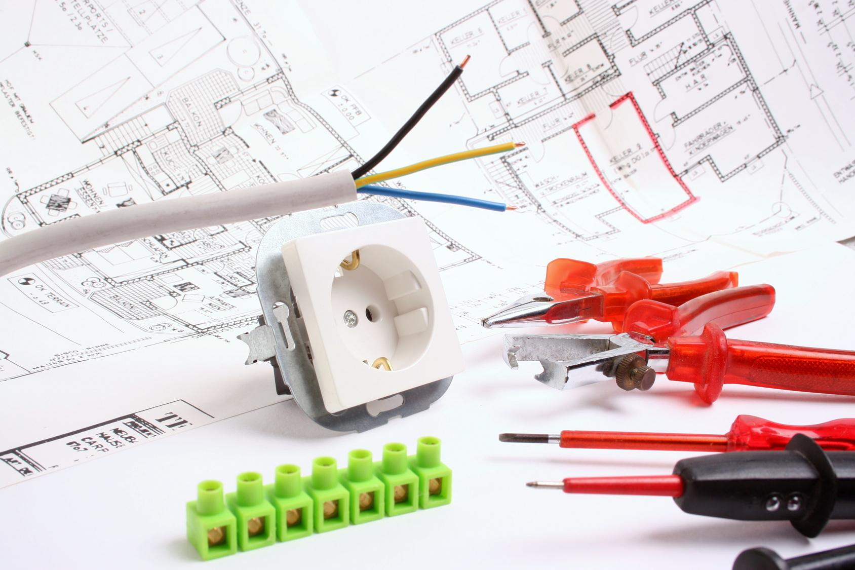 usługi elektryczne, instalacje elektryczne, elektryk